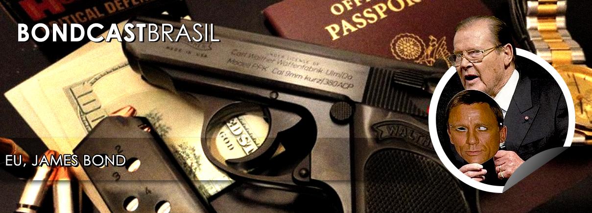 Bondcast 0036 – Eu, James Bond (Influências)