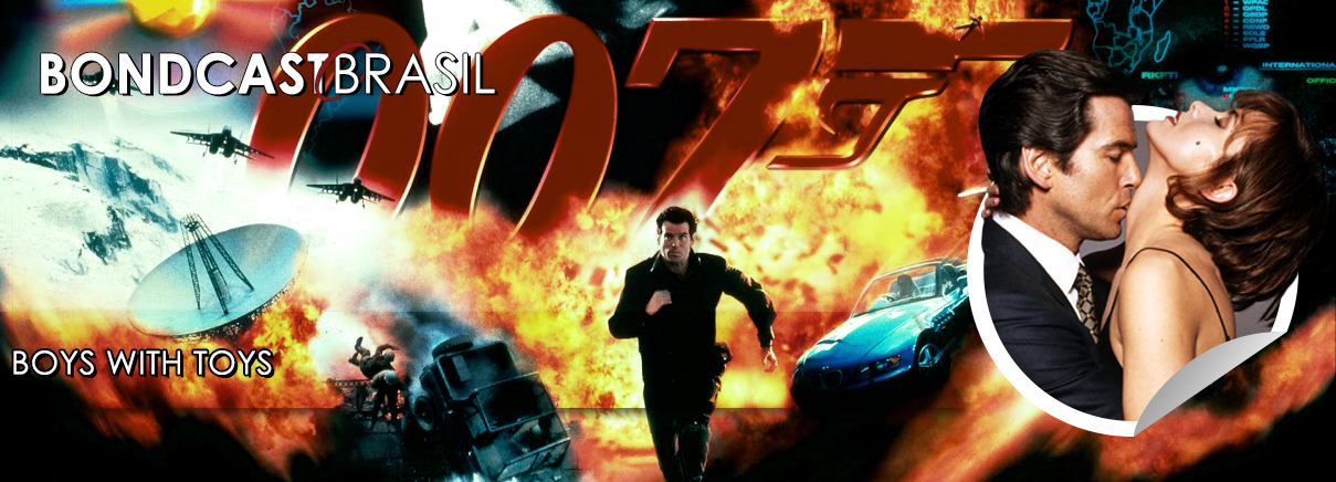 Bondcast 0040 – Boys With Toys (GoldenEye Parte 2)