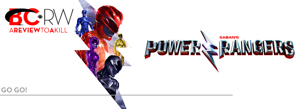 A Review To a Kill – Power Rangers