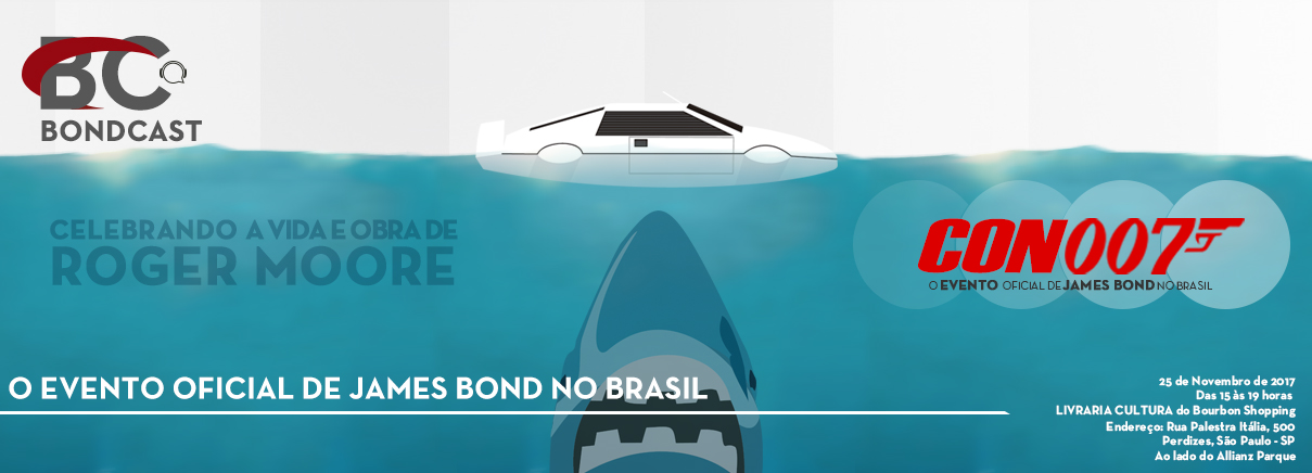 CON 007 está chegando – Saiba mais