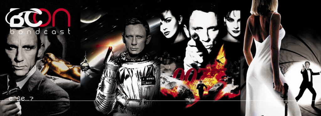 Bondcast 0093 – Como seria o Bond de Craig em toda série?